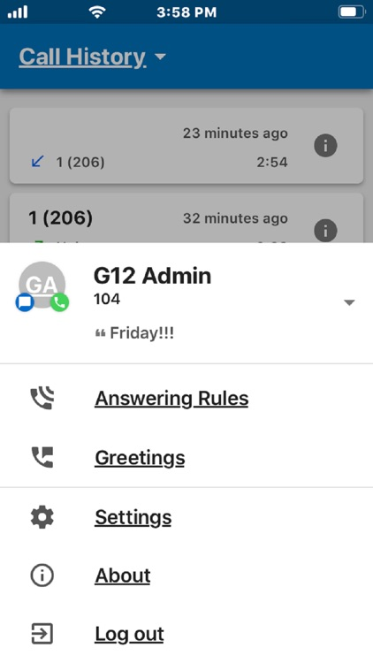 G12 Lite Mobility screenshot-3