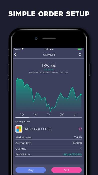 Screenshot #3 pour 8 Securities