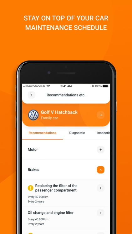 AUTODOC CLUB - Car maintenance screenshot-3