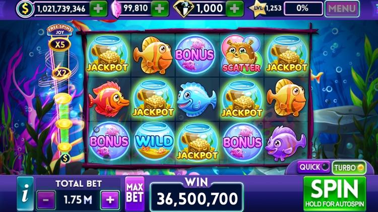 Slot Bonanza- 777 Vegas casino screenshot-3