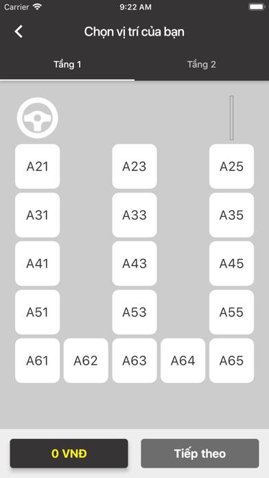 GONOW BUS - Đặt xe khách screenshot 6