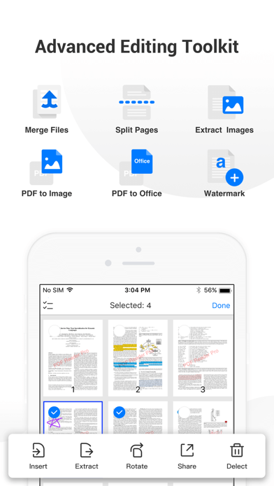 PDF Reader Pro - Sign,Edit PDF Screenshots