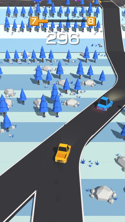 Traffic Run! screenshot-3