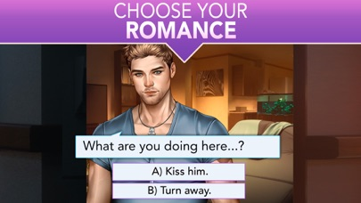 Is it Love? Blue Swan Hospital Screenshot on iOS