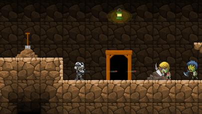 Zombies 2D: Run & Gun screenshot two