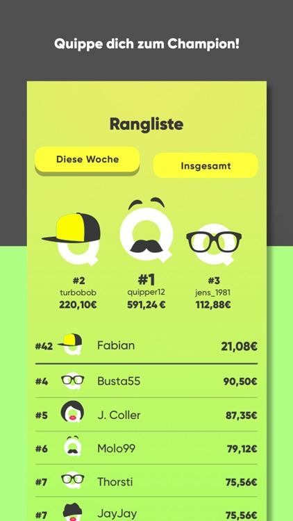 Quipp - die Live Quiz-App screenshot-5