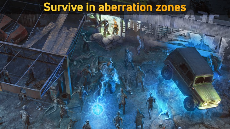Dawn of Zombies: The Survival screenshot-7