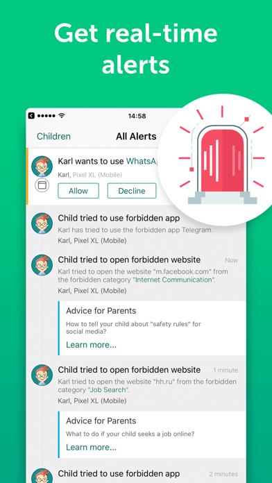 Kid mode — Kaspersky Safe Kids by Kaspersky Lab UK Limited