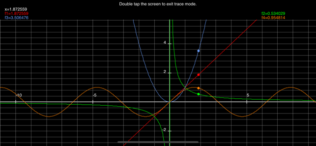 ‎My Graphing Calculator Screenshot