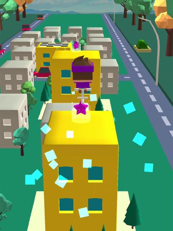 Pogo Hop 3D screenshot 10