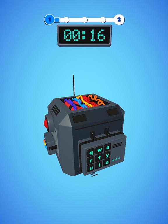 Bomb Bang 3D! screenshot 7