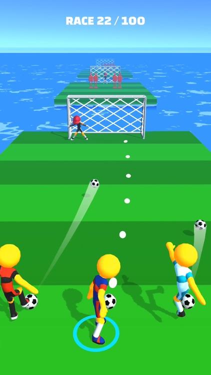 Soccer Race 3D