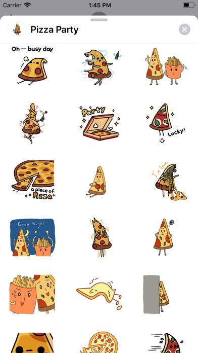 Pizza-Party screenshot 4