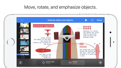 Keynote review screenshots