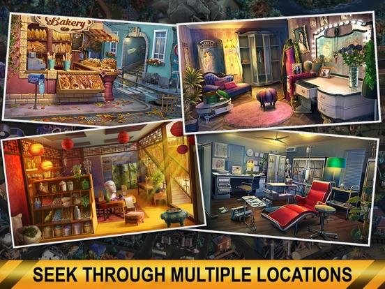 Crime City: Hidden Object screenshot 14