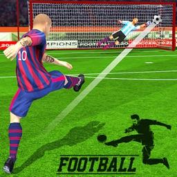 Football Kick Penalty Score
