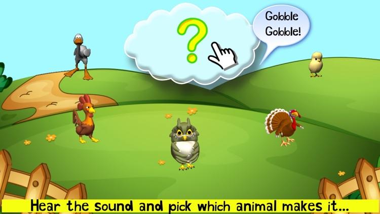 Old Macdonald Had A Farm Game screenshot-6