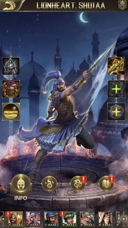 Conquerors: Golden Age screenshot-4