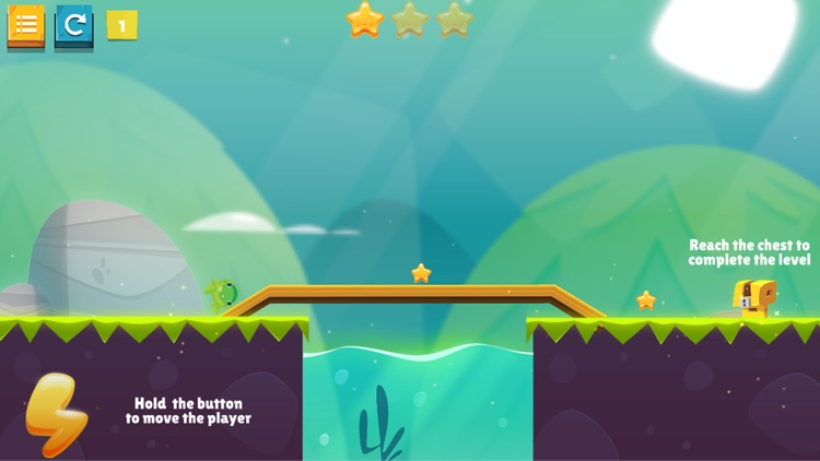Physics Puzzle - Bounce & Roll screenshot-3