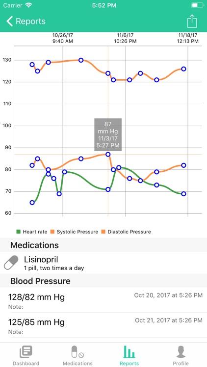 Health Suite Tracker