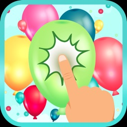 Balloon Pop - Smashing Ballon