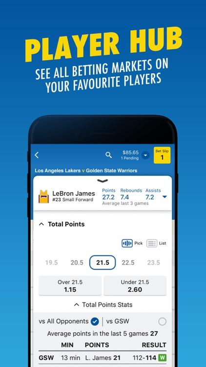 Sportsbet - Online Betting screenshot-7