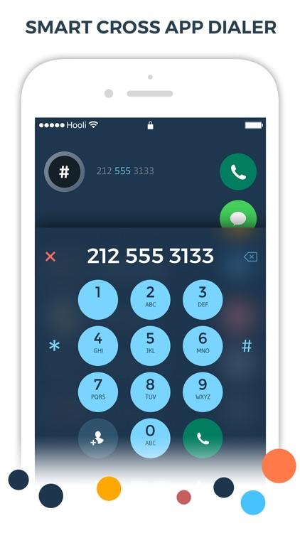 drupe - Caller ID & Dialer screenshot-4