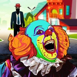 Scary Clown : City Crime 2019