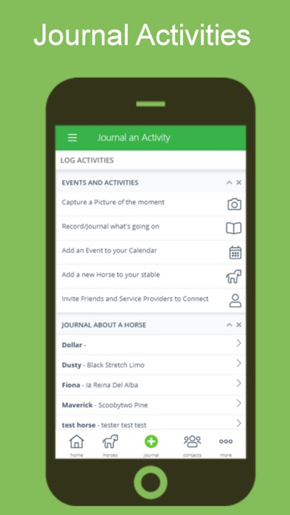 The Equestrian App screenshot-3