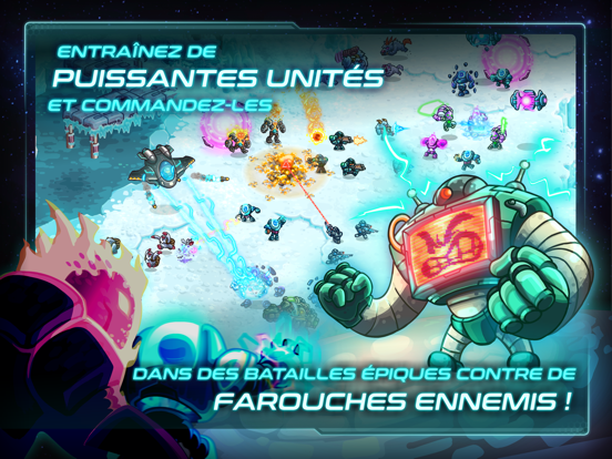 Screenshot #4 pour Iron Marines