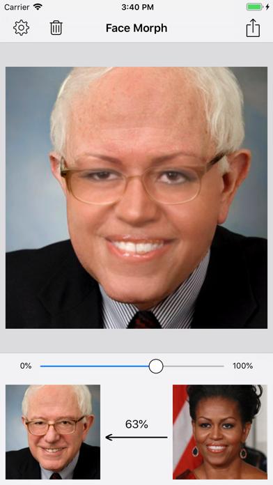 Face Morph - Morph 2 Faces app image