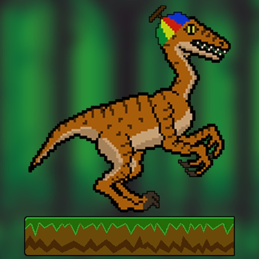 Dinosaur Jump Up - Action Game