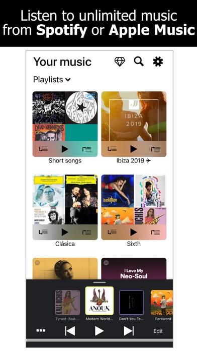Music Player Unlimited · screenshot 1