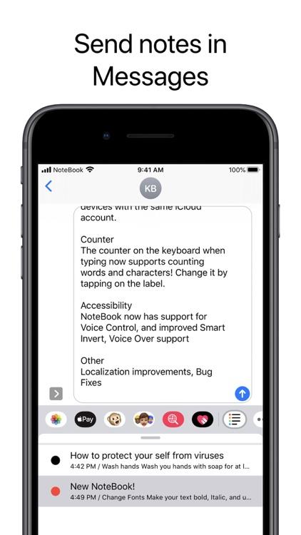NoteBook -a note app screenshot-5