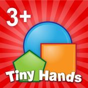 TinyHands Sorting 3, Educational puzzle Games for kindergarten children and preschool kids, Age 3+, learn: colors shapes counting icon