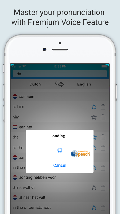 English Dutch Dictionary + screenshot 4