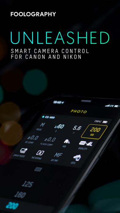 Unleashed - Camera Remote screenshot one