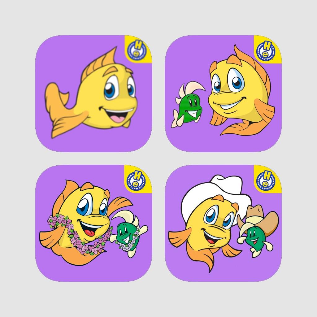 Freddi Fish Character Pack