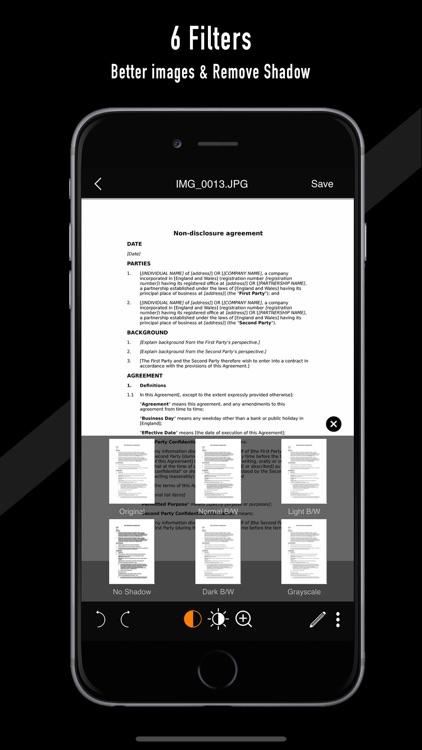 dScanner -Best Doc PDF Scanner