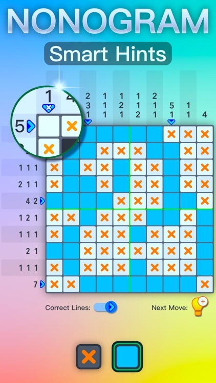 Nonogram - Picross Puzzles screenshot-1