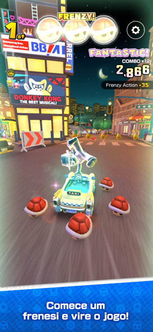 ‎Mario Kart Tour Screenshot