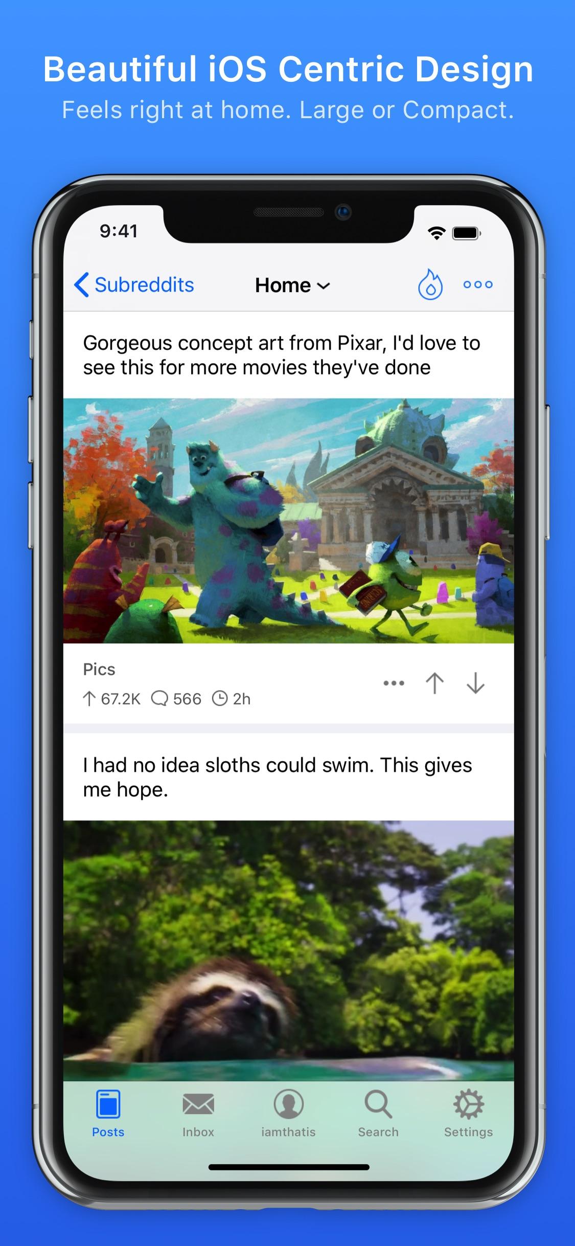 Apollo é um novo app para a rede social Reddit que foi criado com o