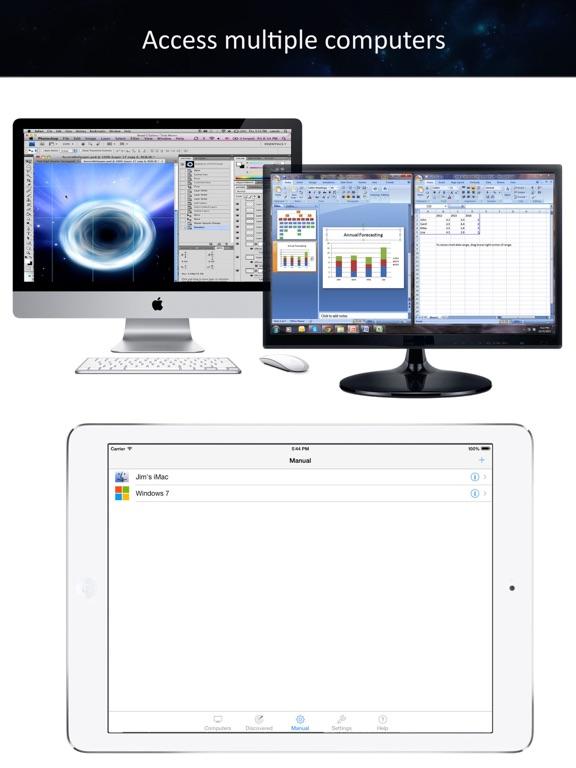 iTeleport Remote Desktop
