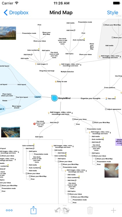 SimpleMind Pro+ Mind Mapping