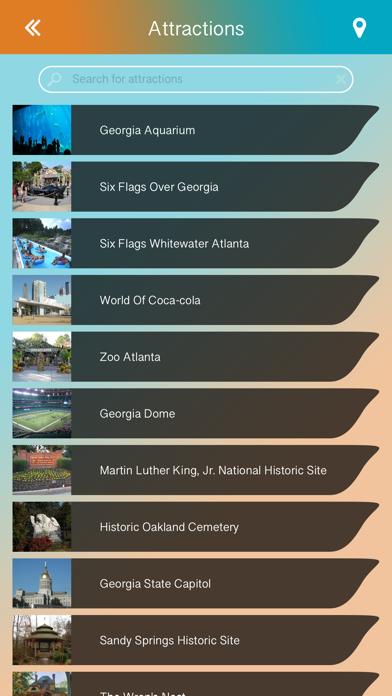Atlanta City Guideのおすすめ画像3
