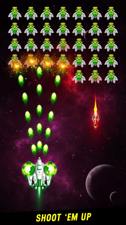 Galaxy Attack: Space Shooter screenshot-0