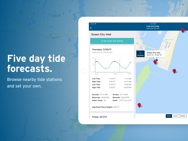 BoatUS - Boat Weather & Tides on the App Store