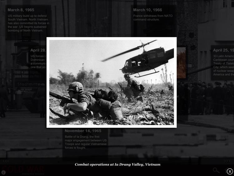 Cold War Interactive Timeline screenshot-3