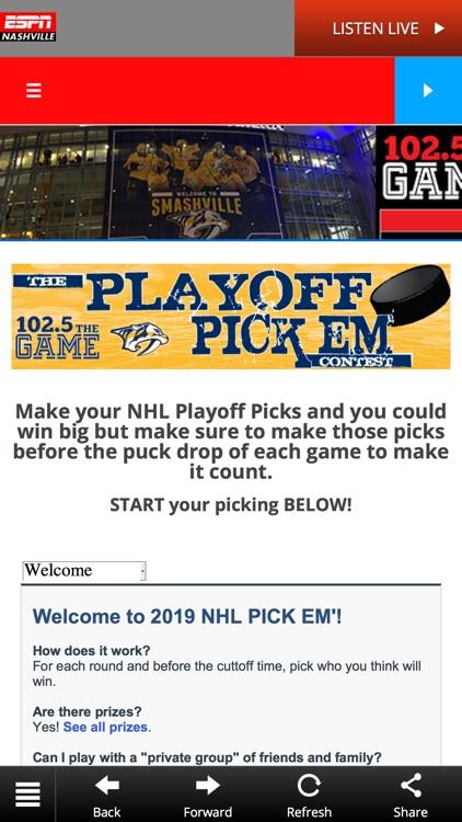 ESPN The Game Nashville screenshot-4
