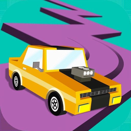 Tiny Skiddy Drift Car